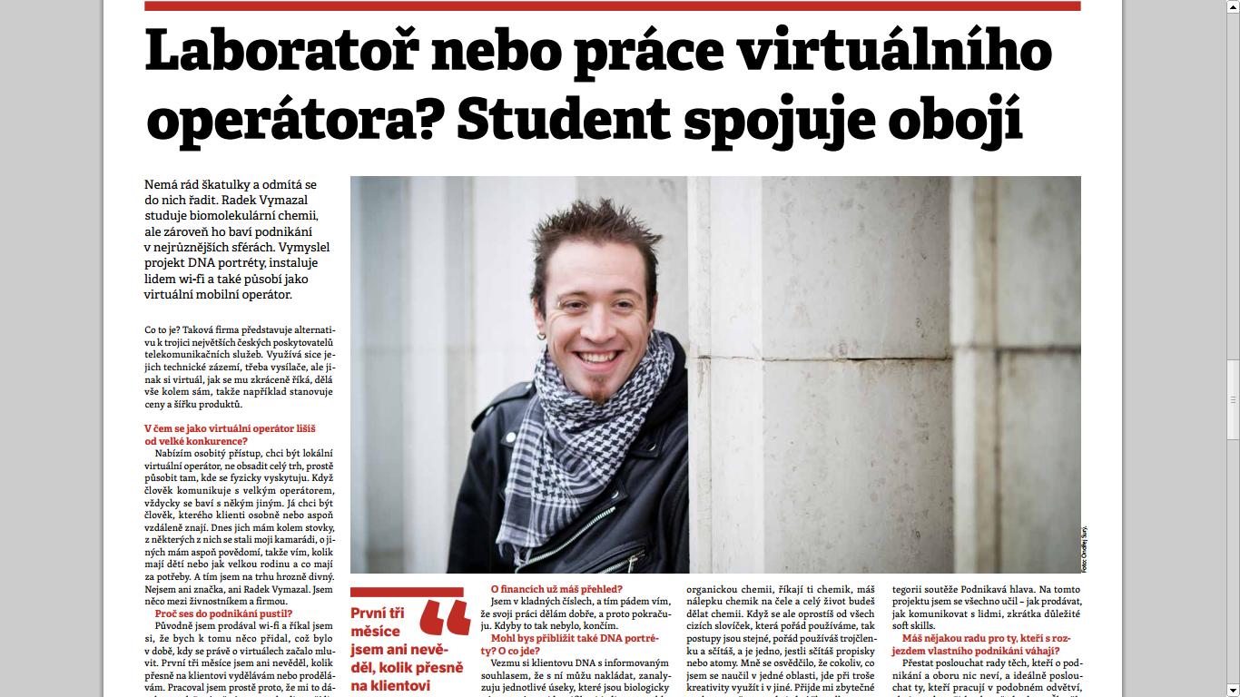 Virtual Connectica